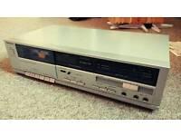 Vintage Technics Cassette Deck Player RS-D450