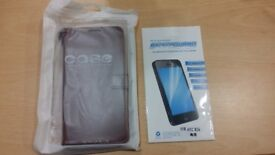 HTC 816 cover and screen protector