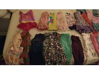 Baby girls clothes bundle 18-24