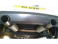 Corsa VXR Nurburgring, Scorpion Exhaust