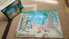 Fairytale Jungle Book Puzzle