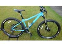 SOLD HOODOO VOODOO 650B HYDRAULIC DISC MOUNTAIN BIKE * FULLY SERVICED / SUPERB CONDITION *