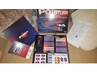 Brand New and unused Pointless (TV Quiz Show) Board Game