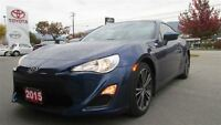 2015 Scion FR-S Coupe upgraded stereo