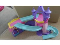 Mattel little people castle