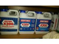 Sentinel x300 new heating cleaner