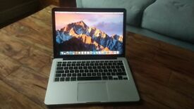 "MacBook Pro Retina 13"" 256GB SSD 8GB RAM"