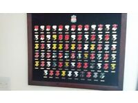 LIVERPOOL THEY WORE IT WITH PRIDE SHIRT COLLECTION FROM DANBURY MINT