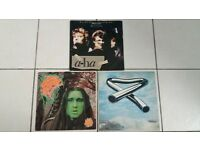 LP Bundle - Tubular Bells/Mike Oldfield, Hole in my Shoe/Neil & The Sun Always Shines on TV/A-HA