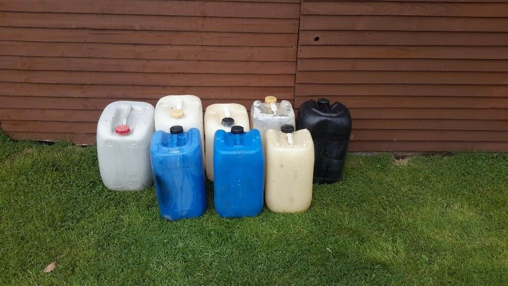 set of oil drums for sale
