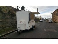 Catering Trailer x Burger Van for Sale £2550 ono