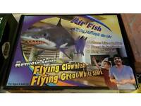 Flying shark remote control