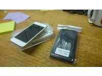 Apple iPod Touch 64GB 6th Generation, with gold back. Condition - New. inc free protective case