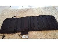 Black Massage Mat
