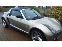 Smart Roadster 2005 in good condition.