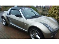Smart Roadster 2005 in good condition