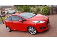 """Ford fiesta zetec s Full dealer service history! 15000 miles! Excellent condition 17"""" alloy wheels!"""