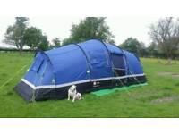 Kalahari 6 man tent camping