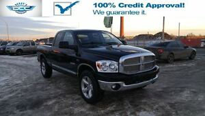 2008 Dodge Ram 1500 Laramie 4x4!! Leather & SunRoof!! Amazing Va