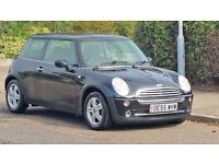 MINI ONE 1.6 PETROL 2005 55REG LOW MILES LONG MOT SERVICE HISTORY 12 MONTHS WARRANTY CLEAN & TIDY