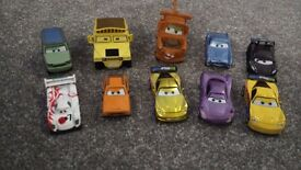 10 Disney cars