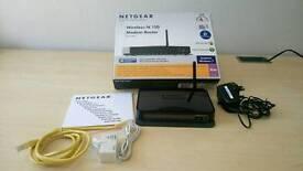 NETGEAR N150 wireless ADSL router