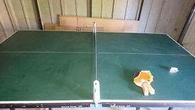 Ping Pong/ Table Tennis Folding Table