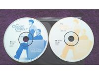 2 classic chillout cds