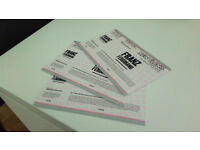 3 Tickets for Franz Ferdinand at New Slang, Thursday 8th February, 9:00pm
