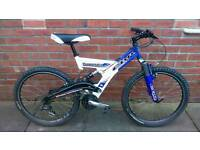 Adults CBR Thunder Ace mountain bike 24 speed good working condition and ready to ride
