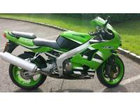 (REDUCED) Kawasaki ninja zx6r 636