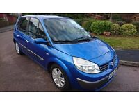 Renault Scenic 1.5 DCI 106 EU4 DYNAMIQUE 5dr DIESEL / LOW MILEAGE 1 KEEPER FROM NEW/NEW MOT