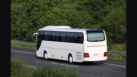 Manchester City v Celtic bus travel