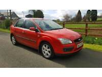 2007 FORD FOCUS SPORT 1.6 *ONE YEAR MOT*