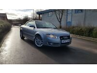 Audi, A4, S LINE ,Convertible, 2007, Manual, 1.8 Turbo, 2 doors,Very good condition!!!!Bargain!!!