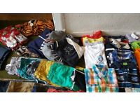 Boys large bundle of clothes 9-12yrs, trousers, coats, hoodies, t-shirts and lots more!