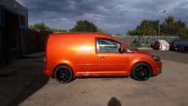 Vw caddy 1.6tdi van