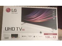 43 inch Smart TV for sale