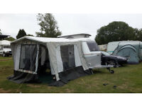 Soplair Awning For Eriba GTS Caravan