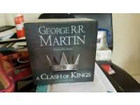 30 cd a clash of kings boxset