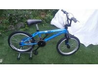 "Specialized 415 Four Fifteen Old Mid School BMX S&m Jump Street gloss blue 20"""