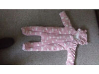All-in-one baby suit (winter)