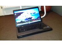 "Excellent hp-2000-15.6""-AMD E-1.6GHz-250gb hard drive-4gb ram-camera-windows7-MS word-laptop"
