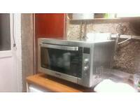 Panasonic inverter microwave /conventional oven