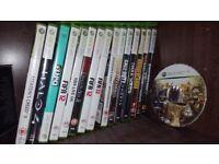 Grand Theft Auto V plus 15 games