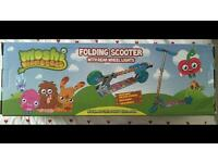 Moshe monsters brand new boxed scooter