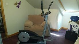 York X500 Elliptical Cross Trainer