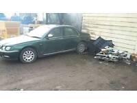 Rover 75 MOT Failure