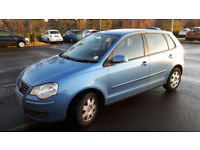 ***2006 Volkswagen Polo 1.2 Petrol - MOT 07/18 - 77700 miles***