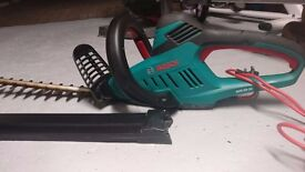 Bosch 60 - 26 Hedge Cutter, only used 5 times